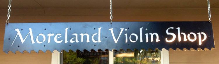 Moreland Violin Shop, Battleground, WA