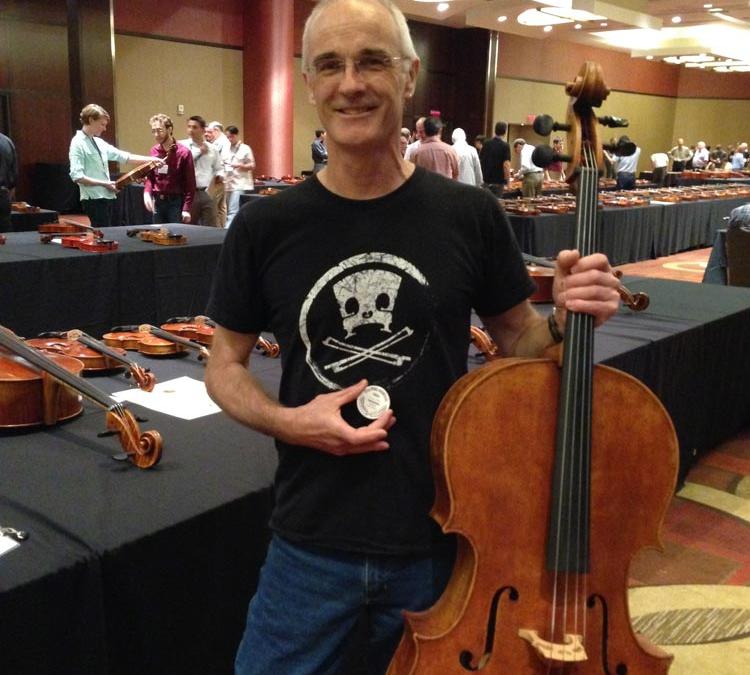 VSA 2014 – Silver Medal for Cello Tone