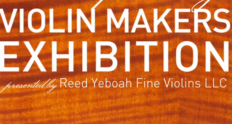 Contemporary Violin Makers Exhibition 2015