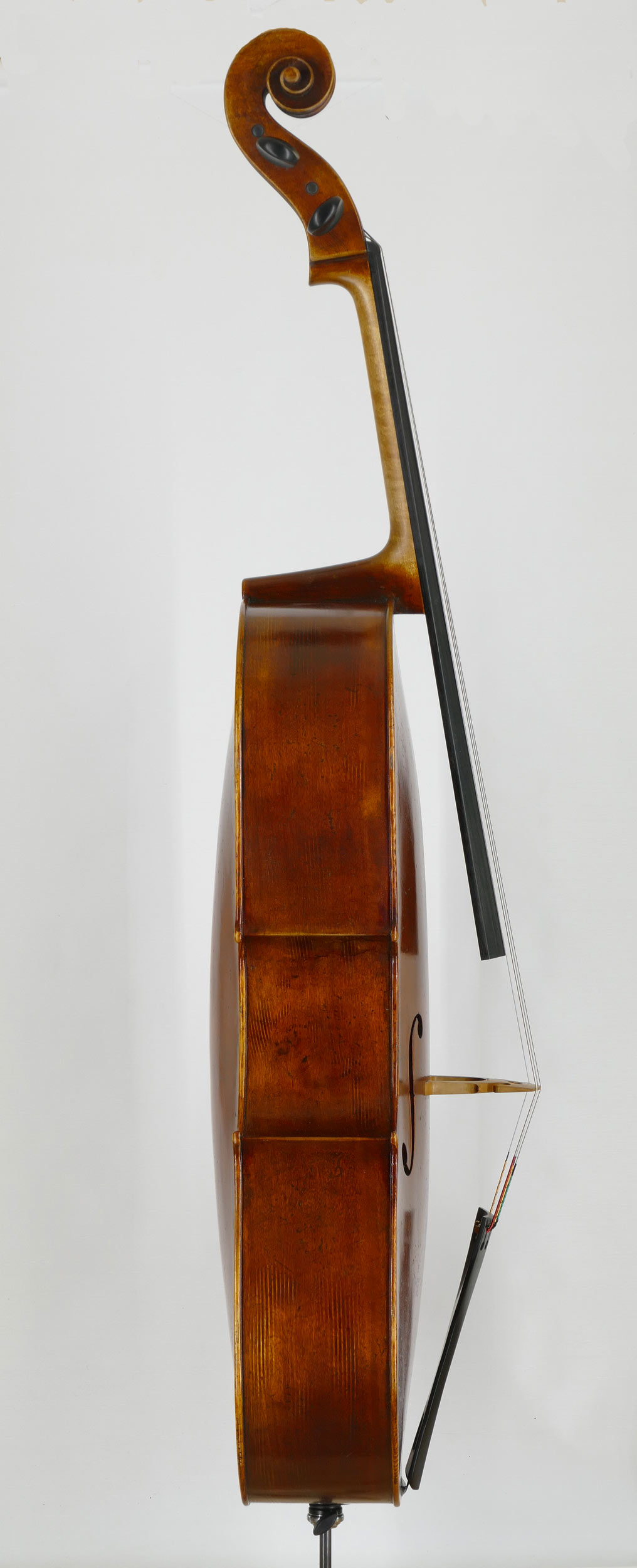 Ruggieri Model Cello Quot Great Fire Of London Quot Carruthers