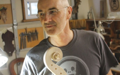 Leaping Luthier – Strings Magazine Story