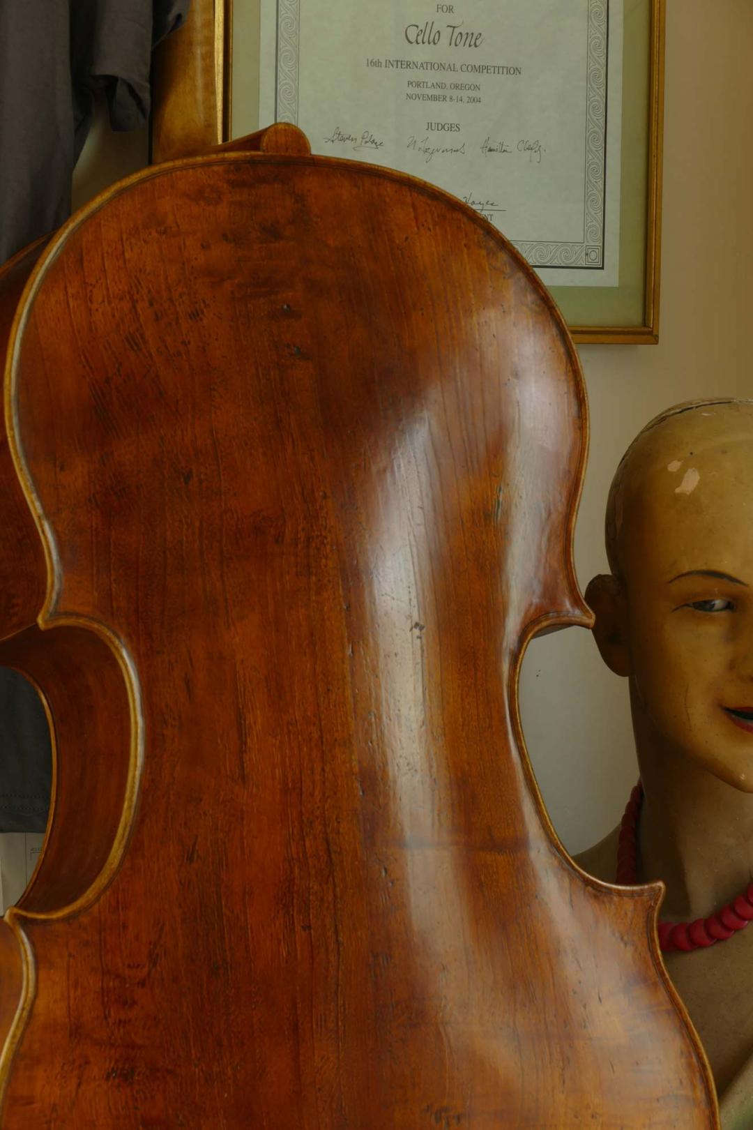 Poplar Ruggieri Cello 2017