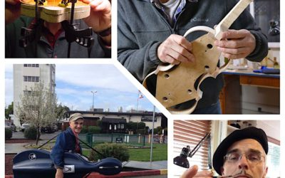 """""""Violin making"""" – A journey through the manifold magnificent manifestations of a noble craft."""